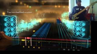 Rocksmith 2014: Arctic Monkeys - Bad Woman (Bass)