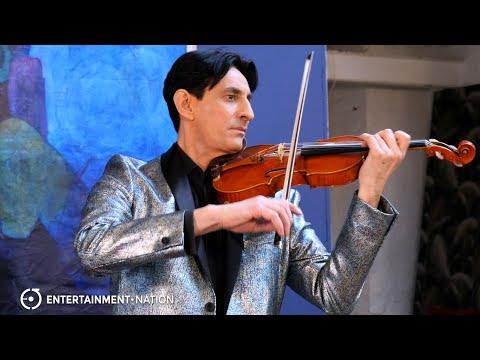 Satin Violin - Stylish Solo Violinist