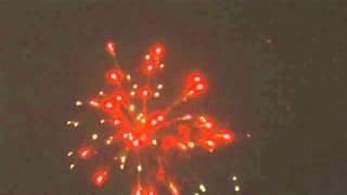 """Салют НОВОГОДНЯЯ 36 выстрелов от компании Интернет-магазин пиртехнических изделий """"Fire Dragon"""" - видео"""