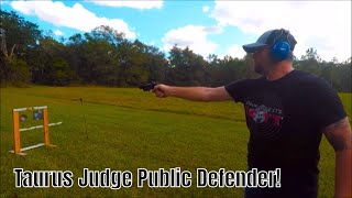 taurus judge public defender polymer revolver - मुफ्त