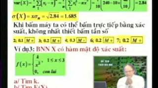 Bài 17+18: Các đặc trưng số