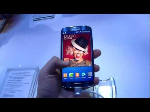 Youtube Video Samsung Galaxy S4 LTE Plus i9506 mit 16GB in weiss