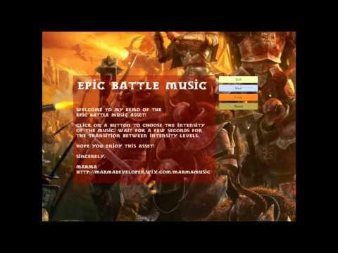 Endless Battle March Free Audio Asset Unity 3D
