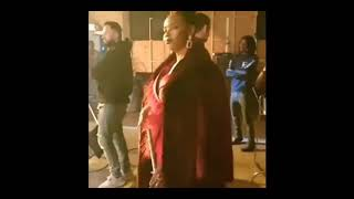 Yemi Alade Ft Rick Ross _ _ Oh My Gosh Remix (B.T.S Video)