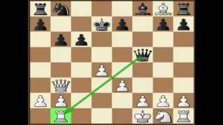 Chess Trap 8 (Trompowsky Attack)