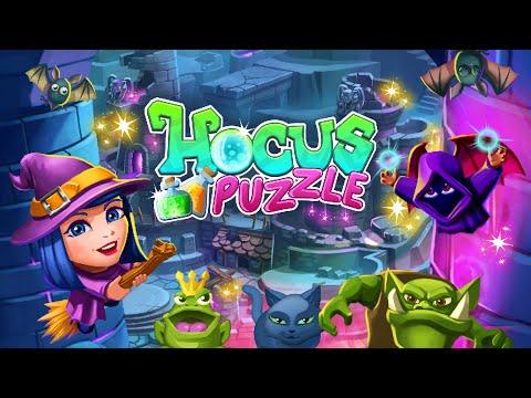Hocus Puzzle - Teaser Trailer