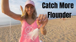 The Best Flounder Rig! How to Tie a Tandem Flounder Rig EASY