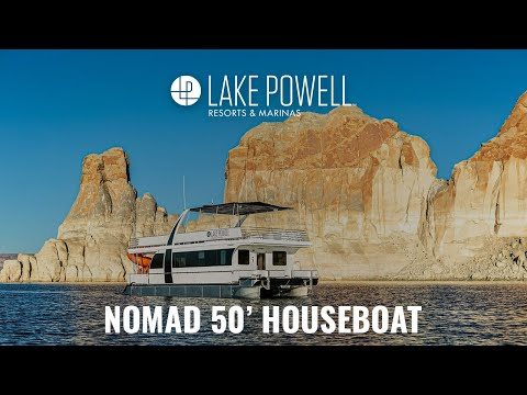 Deluxe Class 50' Nomad Houseboat Video