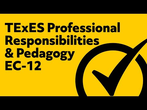 TExES Pedagogy and Professional Responsibilities (PPR) Exam ...