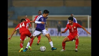 Hanoi FC 10-0 Naga World (AFC Cup 2019 : Group Stage)