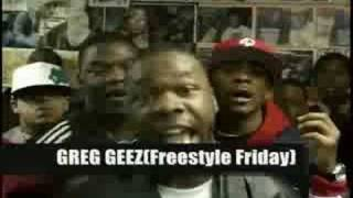 Greg Geez x Magic Freestyle on Headshot DVD (All Flamerz Classics)