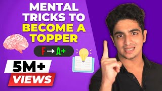 EASY Mental Trick To Study With Full Concentration & Focus | BeerBiceps Exam Motivation