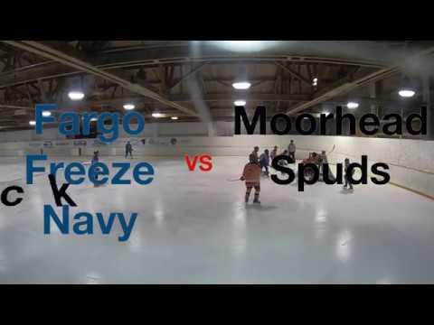 Moorhead Black vs Fargo Navy 2 24 19