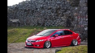 Honda Civic Fb7 - Cambergang TURKEY -