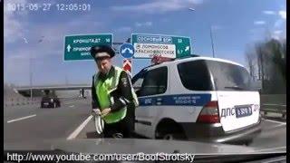 Беспредел ДПС ГАИ Полиции в Питере! гаишник АХУЕЛ !!!