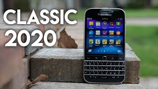 BlackBerry Classic Revisited in 2020