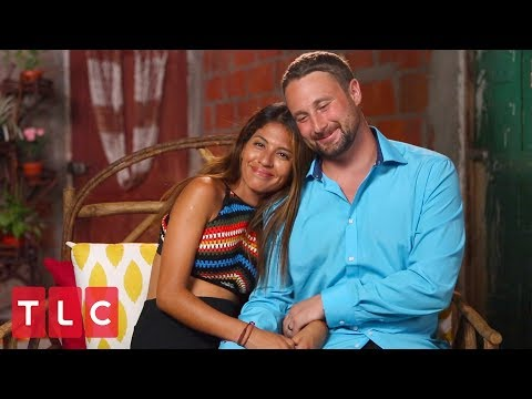 How Corey And Evelin Met — 90 Day Fiancé: The Other Way