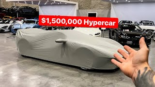 NEW LIMITED EDITION $1,500,000 HYPERCAR … 1 of Only 346