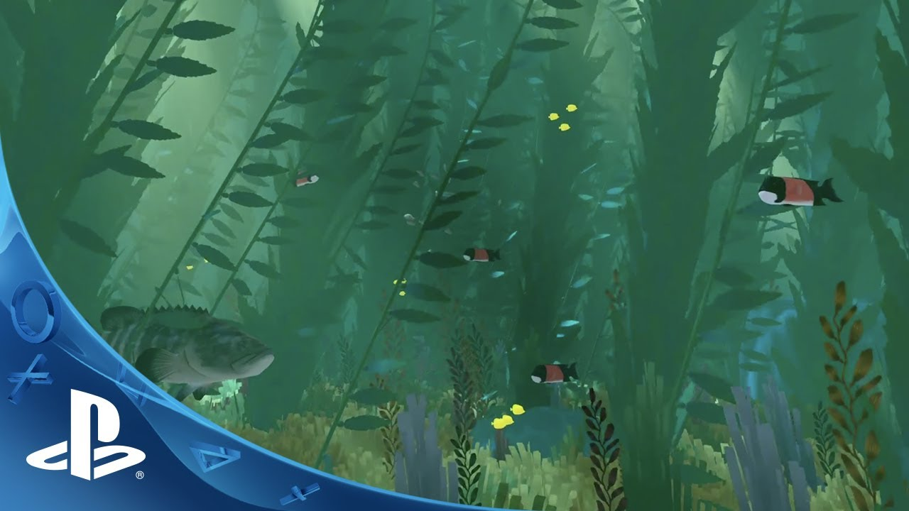 ABZÛ, Giant Squid's First Project, Coming to PS4