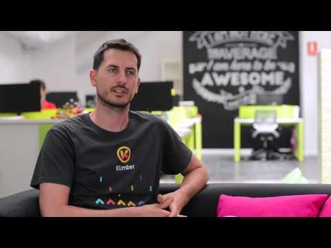 Videos from KlimberApp: Juega, entrena y encuentra trabajo