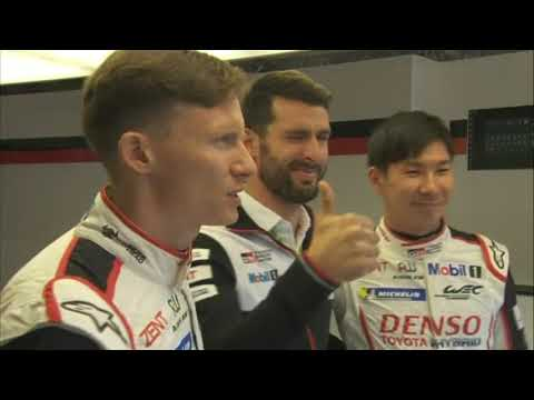 2018 Total 6 Hours of Spa-Francorchamps - #7 Toyota and #36 Alpine on poles