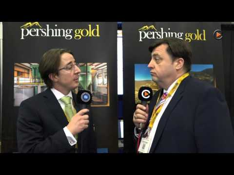 Interview mit Jack Perkins, Investor Relations von Pershing Gold und update.