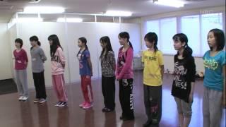 稲場愛香北海道アイドルプロジェクト2011.6