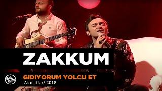 ZAKKUM // Gidiyorum Yolcu Et (Powerturk Akustik)