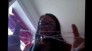 Cats cradle Jacobs ladder and Finnish