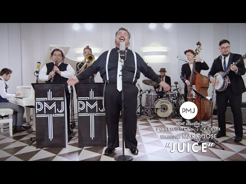 Juice - Lizzo (Vintage 1920's Gatsby Style Cover) ft. Mario Jose
