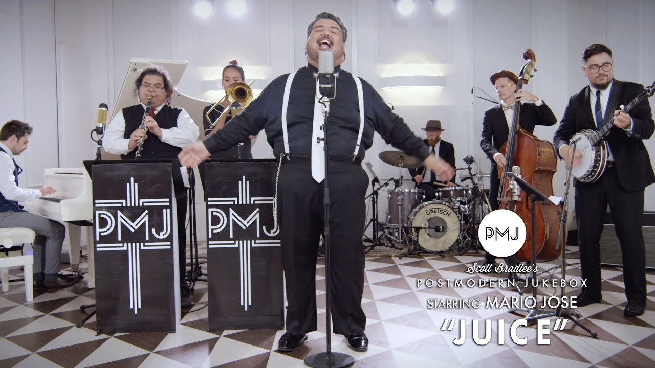 Juice – Vintage 1920's Gatsby Style Lizzo Cover ft. Mario Jose