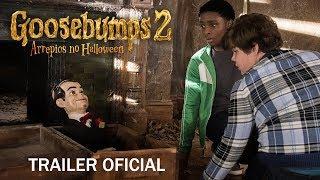 """Goosebumps 2: Arrepios no Halloween"" - Trailer Oficial (Sony Pictures Portugal)"
