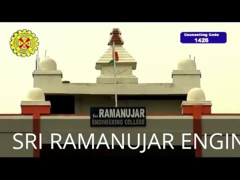 Sri Ramanujar Engineering College video cover1