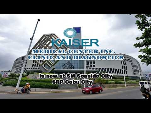 Kaiser Medical Center's Latest Branch Opens At SM Seaside CIty Cebu