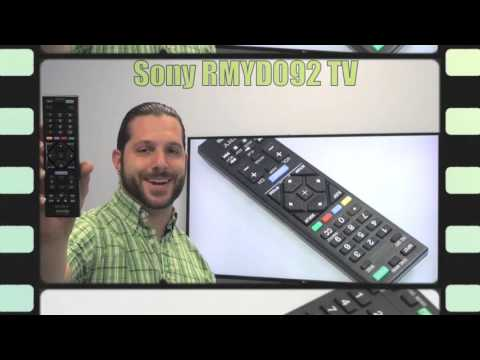 SONY RMYD092 TV Remote Control