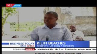 Security a concern as plans to transform Kilifi beaches underway