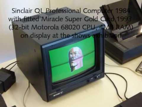 Sinclair QL \