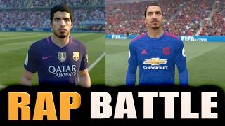 IBRA VS SUAREZ | FIFA 17 RAP BATTLE !!