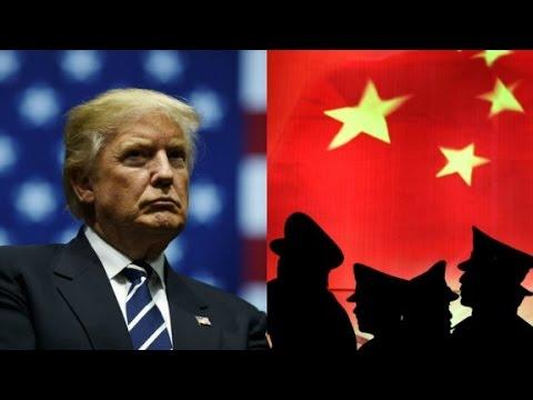 Ethics concerns over Trump's China deals