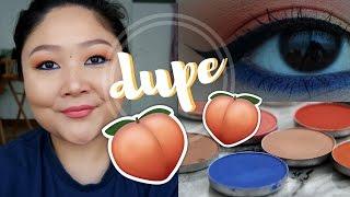 Kylie Jenner - Royal Peach Palette Dupes Using MAC Eyeshadows