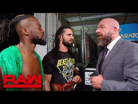 Seth Rollins and Kofi Kingston must team up: Raw, May 20, 2019
