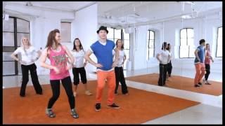 Фитнес дома  Кумбия с А. Ягудин