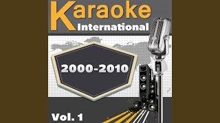 She Called Me Kansas (Originally Performed By Aaron Lines) (Karaoke Version)