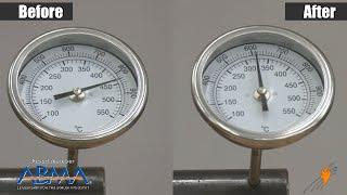 Using Turbulators to Gain Efficiency in a Boiler