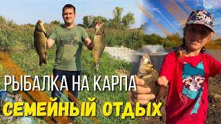 Рыбалка в самарской области на сазана