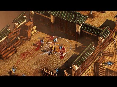 Shadow Tactics: Blades of the Shogun | PC GAMEPLAY | HD 1440P