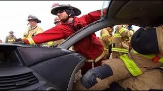 CC 2018 - Multi-Vehicle Crash and Rescue Response - 360 Videos