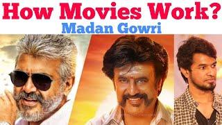How Tamil Movies Work   Tamil   Vishal Arrest   Madan Gowri   MG
