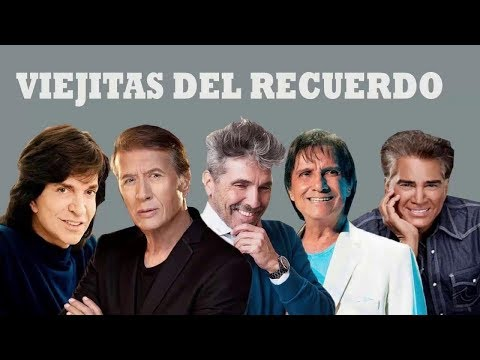 CAMILO SESTO, LEO DAN, RAPHAEL, JOSE JOSE, EMMANUEL , ROBERTO CARLOS exitos mix - ROMAntiCAS