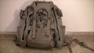 Eberlestock X2 Carry-on Setup for Africa Part-1